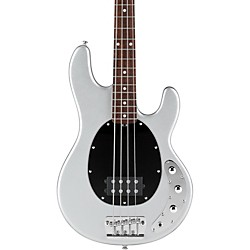 Sterling by Music Man RAY34CA Classic Active Bass Guitar (RAY34CA-SVM)