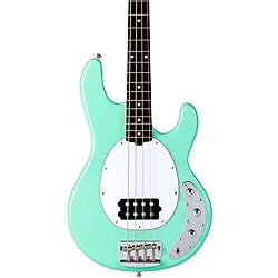 Sterling by Music Man Ray34 Classic Active Electric Bass Guitar (RAY34CA-MG)