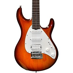 Sterling by Music Man SILO3 Electric Guitar (SILO3-TBS/R)