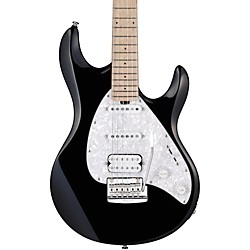 Sterling by Music Man SILO30D Electric Guitar (SILO30D-BK)