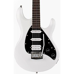 Sterling by Music Man SUB Silo3 Electric Guitar (SILO3-WH)