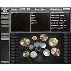 Steven Slate Drums Steven Slate Drums Platinum Software Download (1030-4)