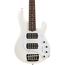 Ernie Ball Music Man StingRay 5 HH 5-String Electric Bass Guitar Rosewood Fingerboard