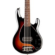 Ernie Ball Music Man Stingray 5 H Neck Through 5-String Electric Bass Guitar