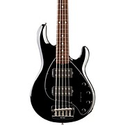 Ernie Ball Music Man Stingray 5 HH Neck Through 5-String Electric Bass Guitar