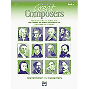 Alfred Stories of Great Composers Book and CD