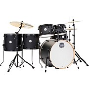 Mapex Storm 6 Piece Drum Set with Hardware Deep Black