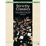 Alfred Strictly Classics Book 1 Cello