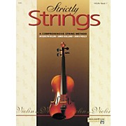 Alfred Strictly Strings Violin Book 1