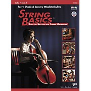 KJOS String Basics Book 1 for Cello