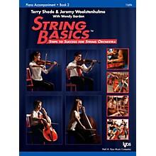 KJOS String Basics Book 2 - Piano Accompaniment