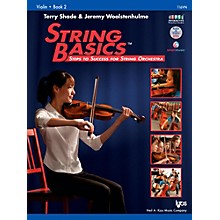 KJOS String Basics Book 2 - Violin