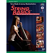 KJOS String Basics Book 3 - String Bass