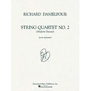 Associated String Quartet No. 2 (Shadow Dances) (Score and Parts) String Ensemble Series by Richard Danielpour