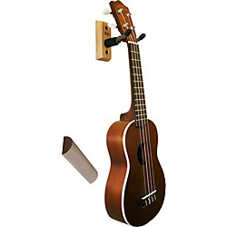 String Swing Ukulele Wall Hanger w/ Wall Bumper (CC01UK-B-KIT)