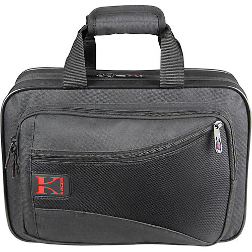 Kaces Structure Series Polyfoam Oboe Case Black