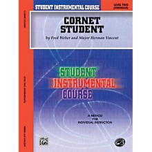 Alfred Student Instrumental Course Cornet Student Level II