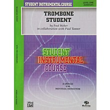 Alfred Student Instrumental Course Trombone Student Level I