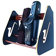 BandStorage.com Studio Saxophone Case Rack