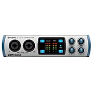 PreSonus Studio26 (2x4 USB 2.0 24-bit 192 kHz Audio Interface)