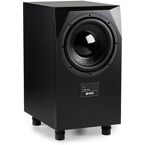 Adam Audio Sub10 Mk2 Powered Studio Subwoofer Black