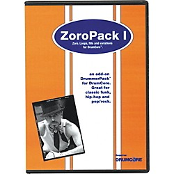 Submersible Music ZoroPack I Add-On DrummerPack for DrumCore (ZP1DX)