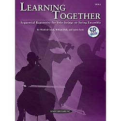 Summy-Birchard Learning Together for Viola (Book/CD) (00-34511)