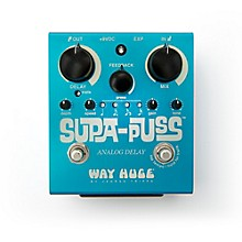 Way Huge Electronics Supa Puss Delay Pedal