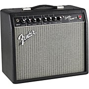 Fender Super-Champ X2 15W 1x10 Tube Guitar Combo Amp