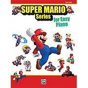 Alfred Super Mario Series for Easy Piano Book