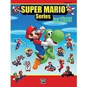 Alfred Super Mario Series for Piano Intermediate / Advanced Book