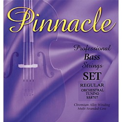 Super Sensitive Pinnacle Bass Strings (8707)