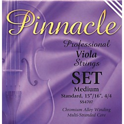 Super Sensitive Pinnacle Viola Strings (4707)