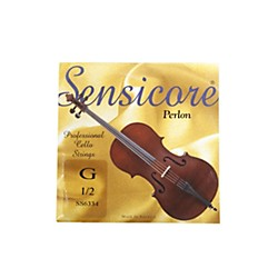 Super Sensitive Sensicore Cello Strings (6334)