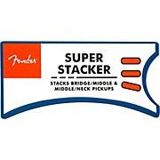 Fender Super Stacker SSS Personality Card