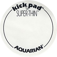 Aquarian Super-Thin Single Bass Drum Kick Pad