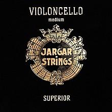 Jargar Superior Series Synthetic Core Cello String Set