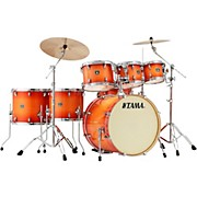 Tama Superstar Classic Custom 7-Piece Shell Pack