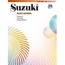 Suzuki Suzuki Bass School Book & CD Volume 3 (Revised)