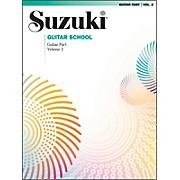 Suzuki Suzuki Guitar School Guitar Part Volume 2