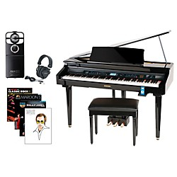 Suzuki Micro Grand Digital Piano Package 2 (SUZMICGDP2A)