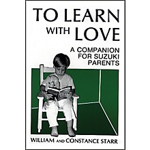 Alfred Suzuki To Learn With Love (Book)