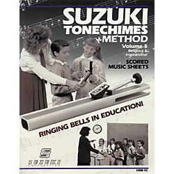 Suzuki Tone Chimes Volume 5 Religious and Inspirational (HBB-S5)