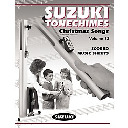 Suzuki Tonechime Arrangements 12 for Handbells Book (00-21876)