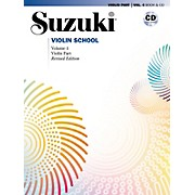 Alfred Suzuki Violin School Violin Part & CD Volume 4