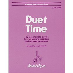 Sweet Pipes Duet Time Book 2 (SP2322)