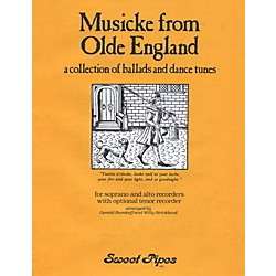 Sweet Pipes Musicke From Olde England (SP2316)