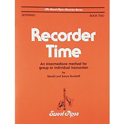 Sweet Pipes Recorder Time Book 2 (SP2321)
