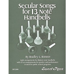 Sweet Pipes Secular Songs For 13-Note Handbells (SP2380)
