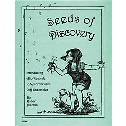 Sweet Pipes Seeds of Discovery - Alto Recorder Arrangements (SP2403)